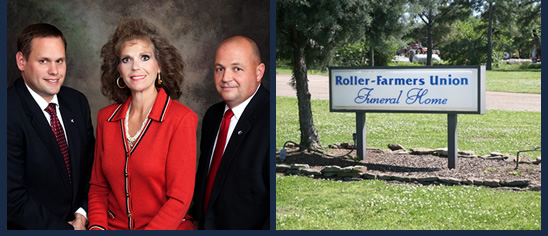 Roller-Farmers Union Funeral Home