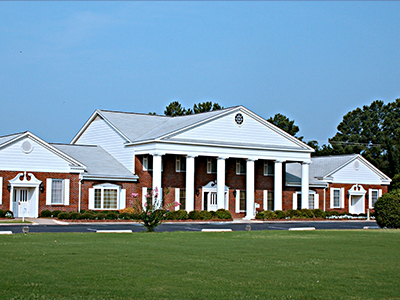 Roller-McNutt Funeral Home, Conway, AR | 501-327-7727