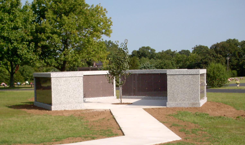 Baxter Memorial Gardens Mountain Home Ar